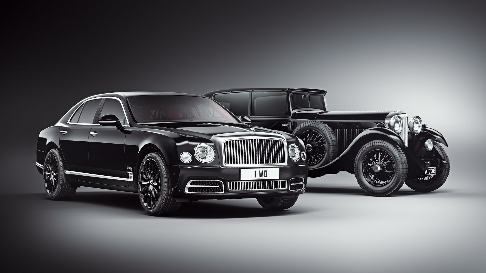 HERO Mulsanne WO Edition and 8-Litre