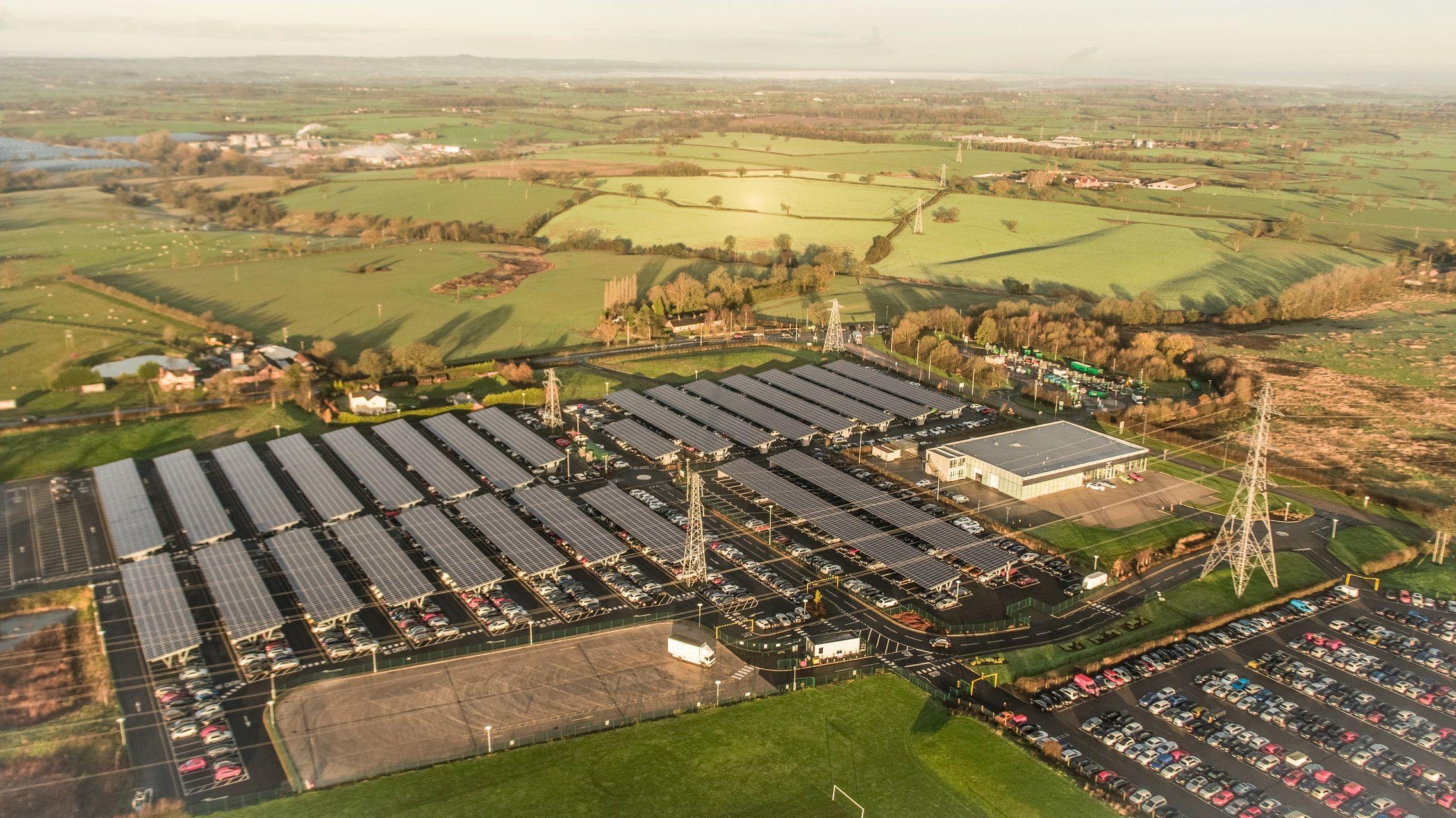 Bentley Solar Panels HERO